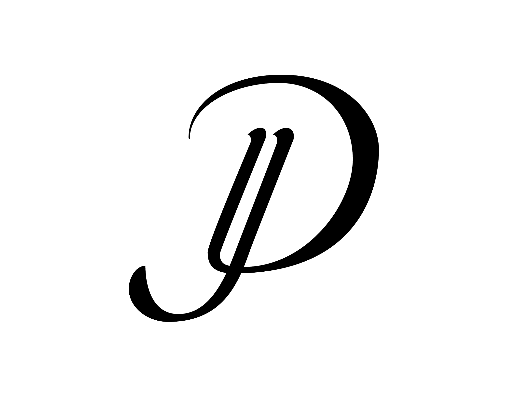 Logo Aerial & Ballet by Joanna