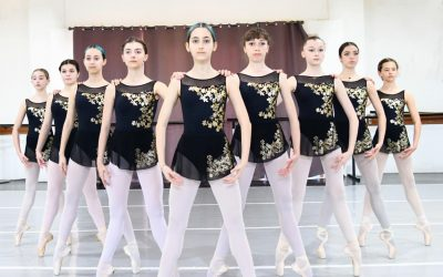 Le Jeune Ballet Arlésien et le Sport Étude Danse