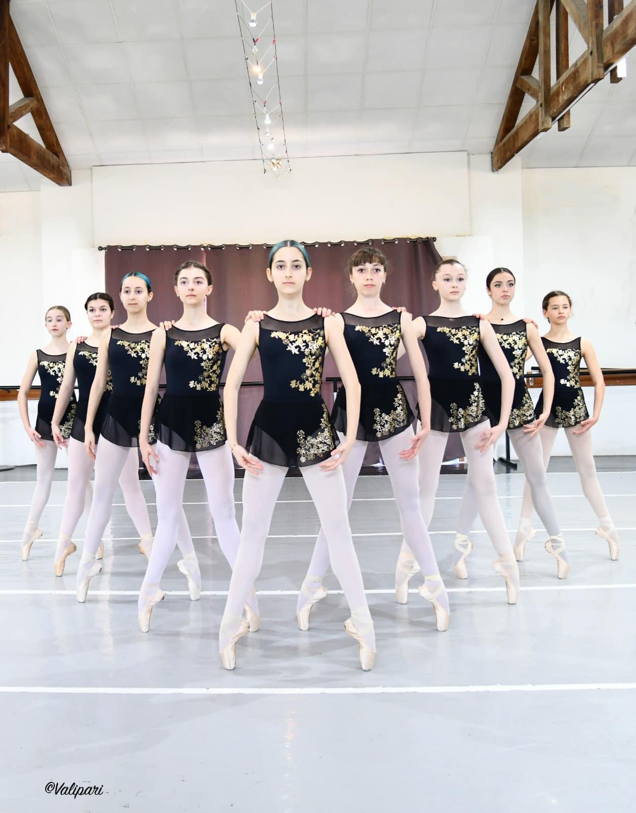Jeune Ballet Arlésien