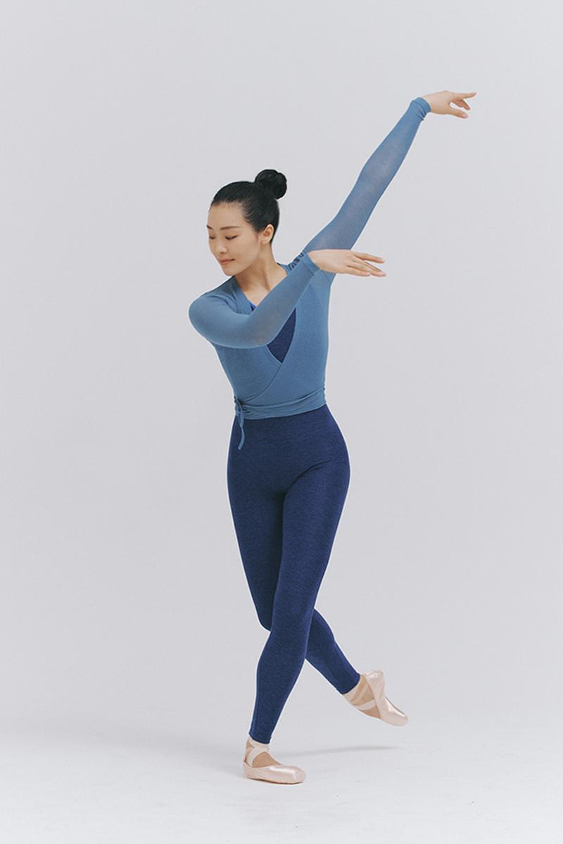Cache-Coeur SMK Balletto Dance Shop